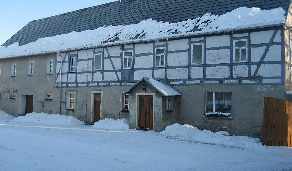 Bauunternehmung Mierzwa - Restaurierung Fachwerkhaus